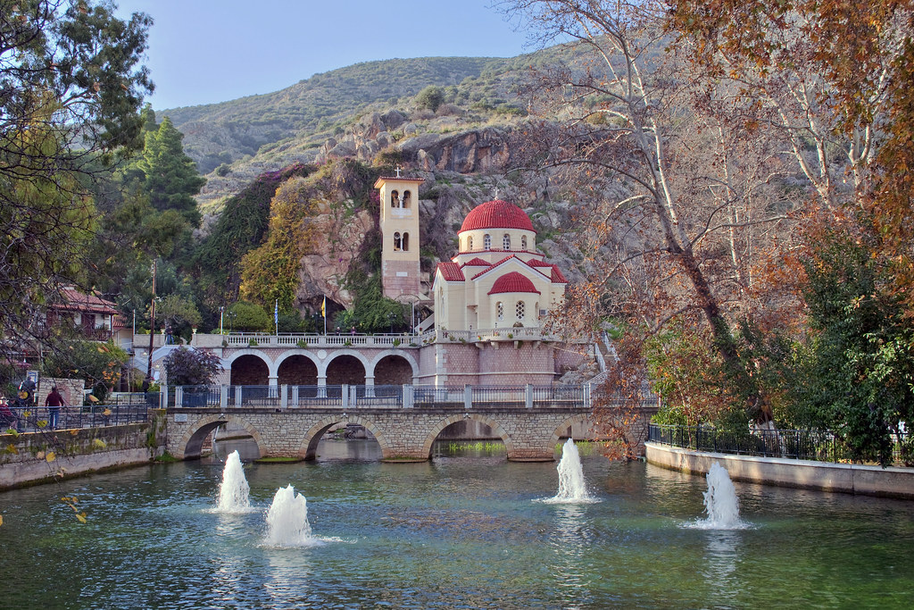 Argos - Church of Zoodochos Pigi (Life-giving spring) - HD ...