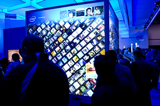 Intel Booth | by International CES