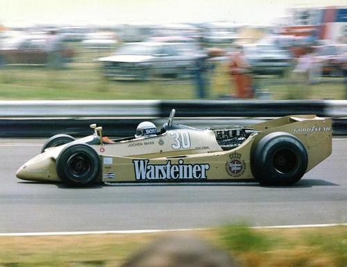 1979 Arrows A2 - Jochen Mass