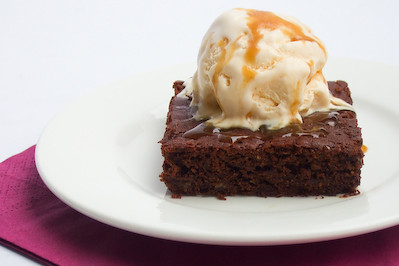 Sticky Toffee Banana Brownies | Flickr - Photo Sharing!