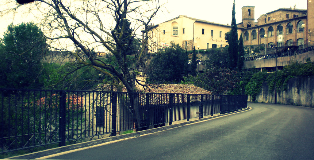 Perugia Via Della Pergola
