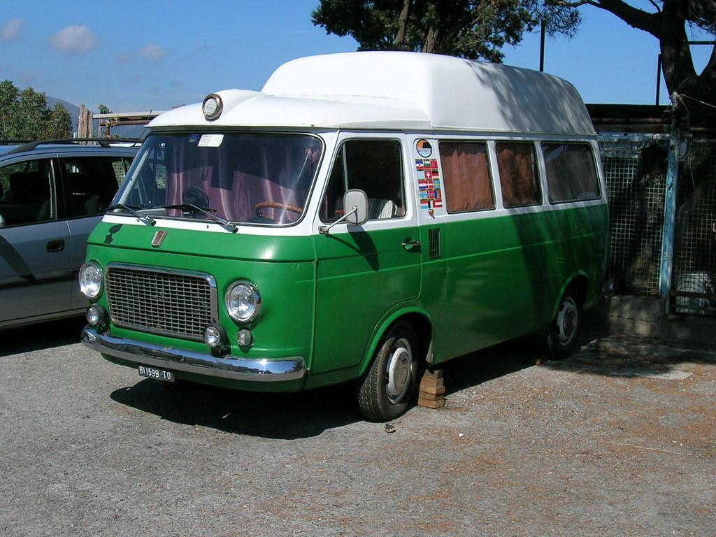 fiat 238 camper ex ambulanza maurizio boi flickr. Black Bedroom Furniture Sets. Home Design Ideas