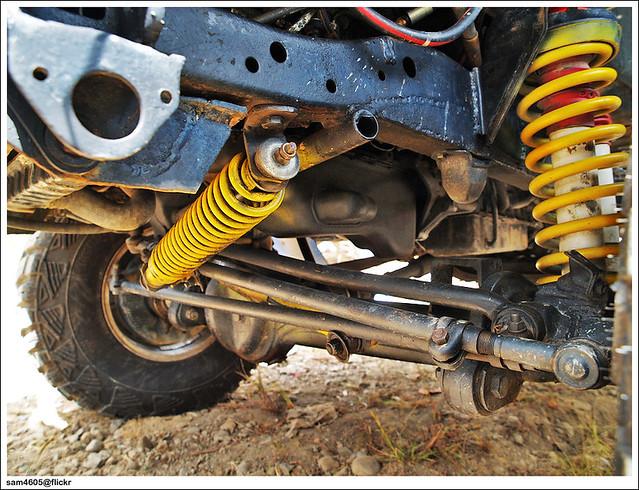 Pengubahsuaian Ekstrem Toyota Hilux Ln106 Kundasang Flickr