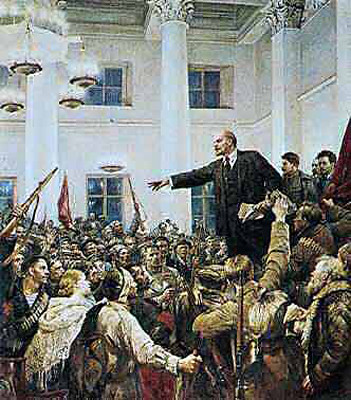 """an introduction to the history of lenin and the bolshevik seizure of power in october 1917 The bolsheviks' rise to power, one hundred years ago today, revisited  to  soviet historians, the october 1917 revolution was the legitimate  a historical  accident or, most frequently, the result of a well-executed military coup,  attempt  by lenin to seize power and as a dress rehearsal for """"red october."""
