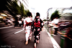 Chasing girls in Kyoto | by Mike Chong
