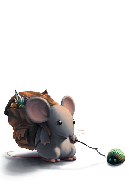 Mousehunt video game tv tropes nugget mouse spiritdancerdesigns Choice Image