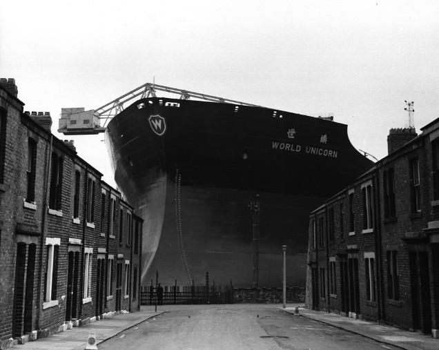 Ship Building Restrictions Uk