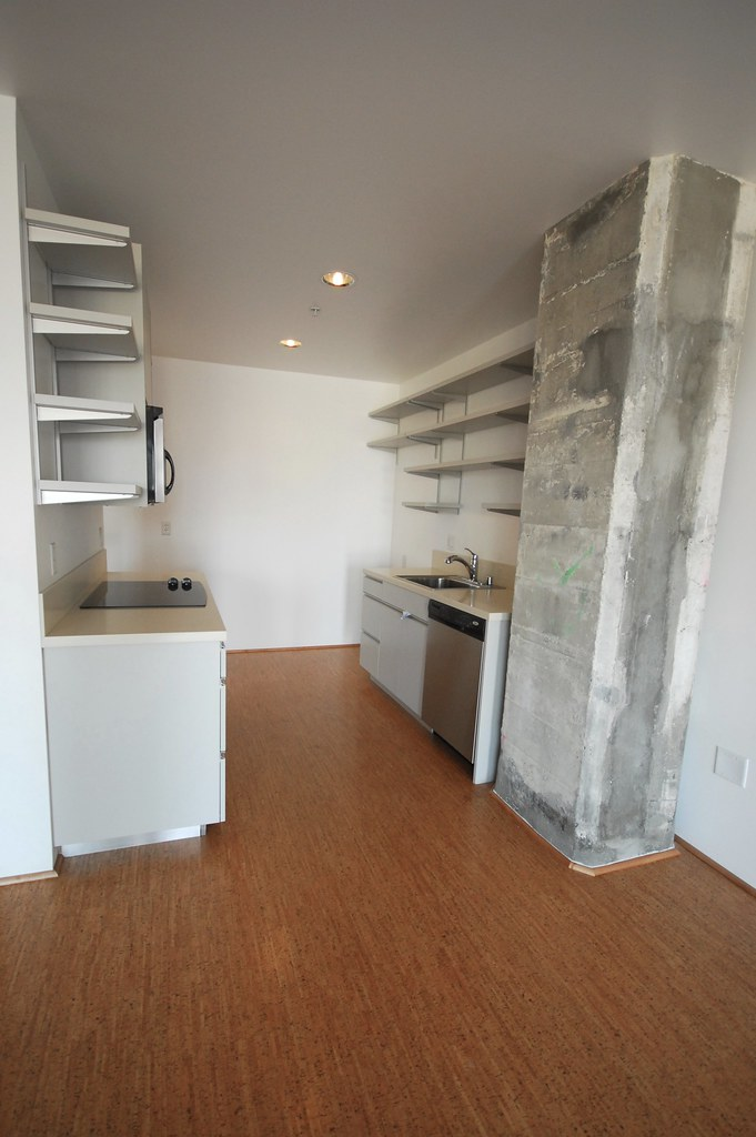 Small Galley Kitchen Remodel On A Budget