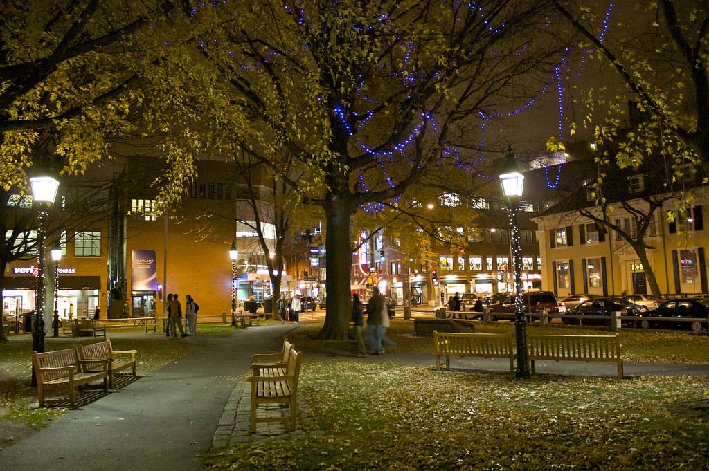 Harvard Square Cambridge MA