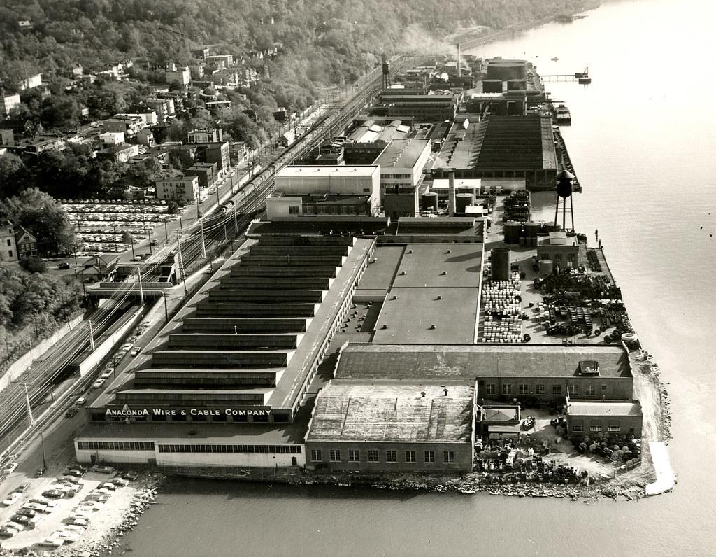 Anaconda Wire & Cable Company, ca. 1960 | Ph09569B1: We have… | Flickr
