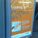 Looking for Platform 9 3/4 at Kings Cross Station?