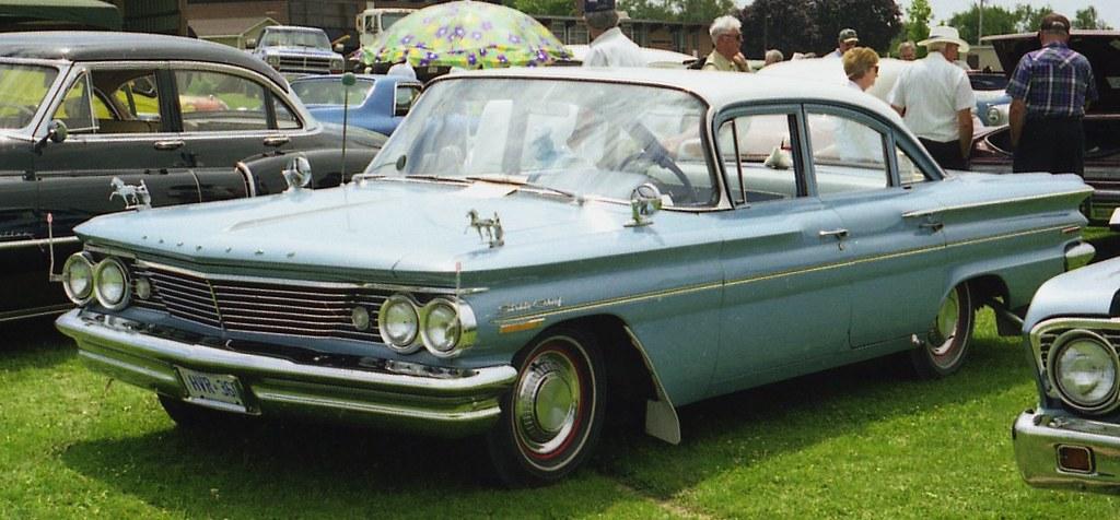 1960 Pontiac Strato Chief 4 Door Richard Spiegelman Flickr