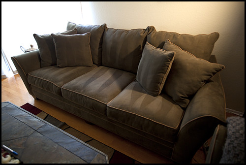 materials for reupholstering sofas
