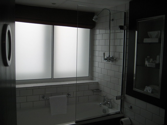 Bathroom andaz liverpool street london effortlessly for Bathrooms liverpool