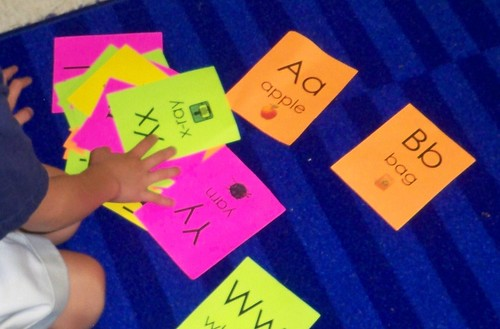 Literacy Stations: ABC Order | by Chrissy Johnson1