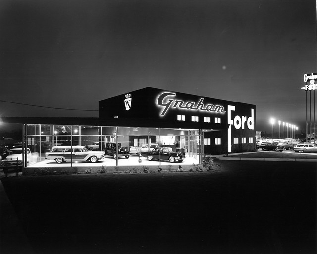 graham ford downey ca 1957 bill cook flickr. Cars Review. Best American Auto & Cars Review
