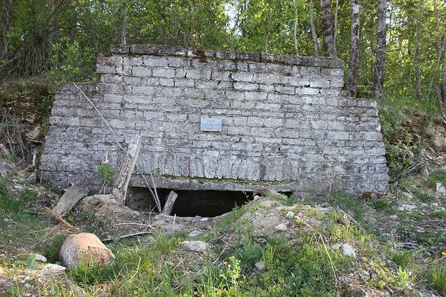 Ubja kaevanduse stolli suue