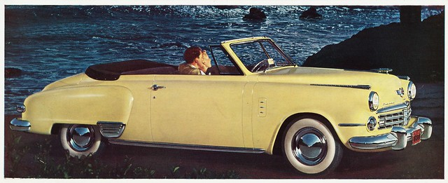 1949 Studebaker Commander Convertible  Alden Jewell  Flickr