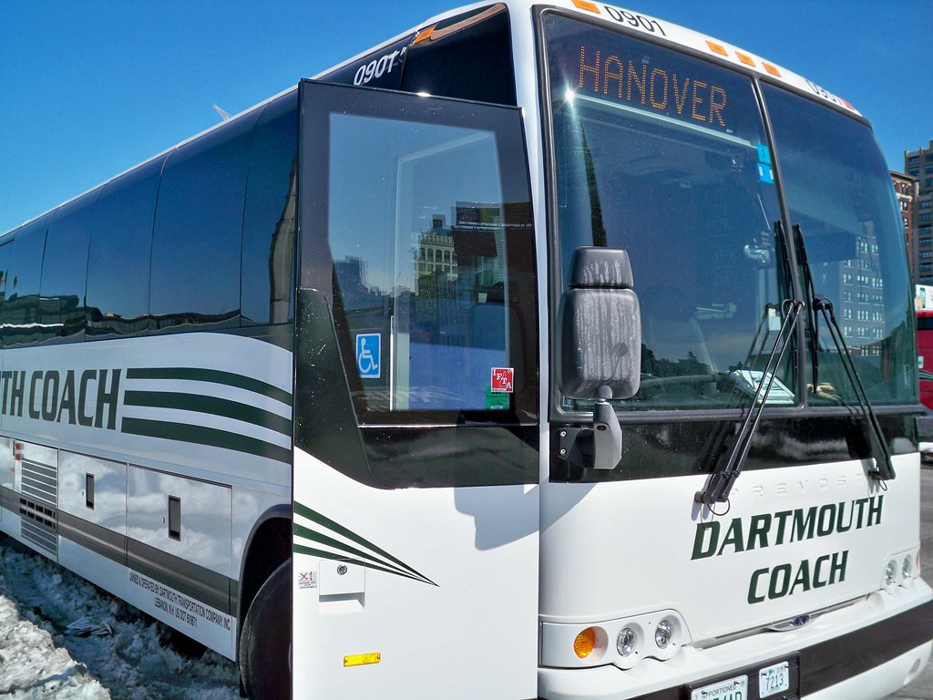 dartmouth coach 0901, a prevost x3-45 | bhwkns85 | flickr