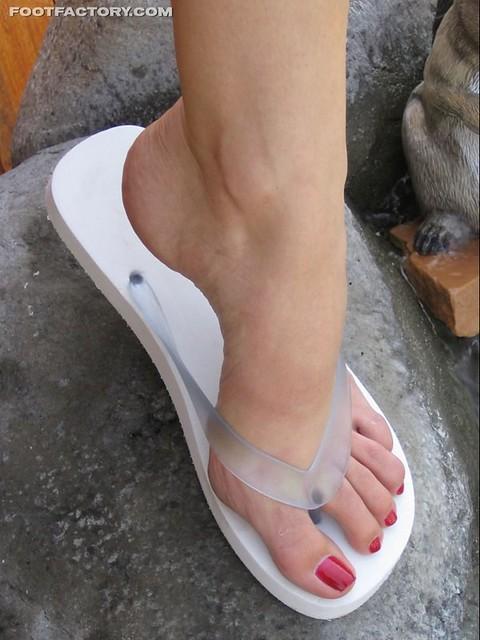 Girlfriends sexy feet