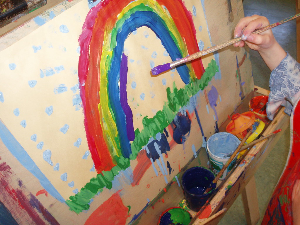Painting Art Projects For Adults