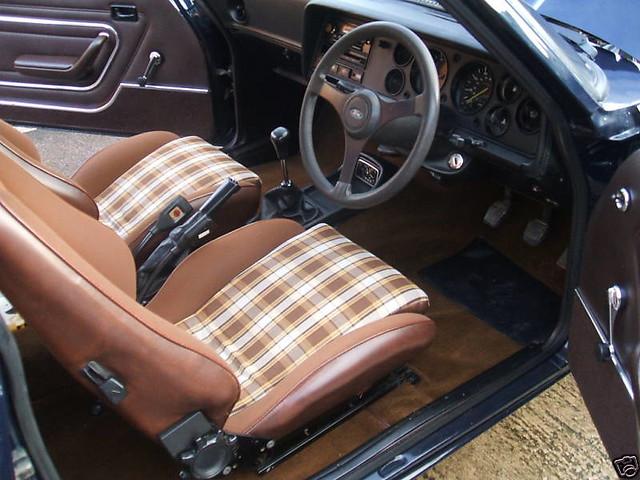 ford capri 3 litre s interior 1980 when did you last see a flickr rh flickr com 1982 Ford Capri 1971 Ford Capri
