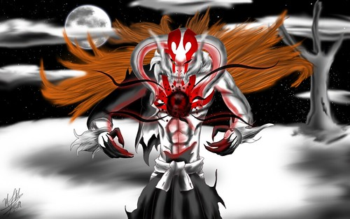 Hollow Ichigo 2nd Form   DevoidComa   Flickr