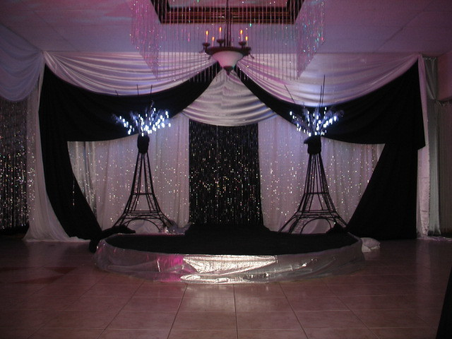 Paris theme sweet 16 decor paris theme sweet 16 decor - Decoraciones de bares ...