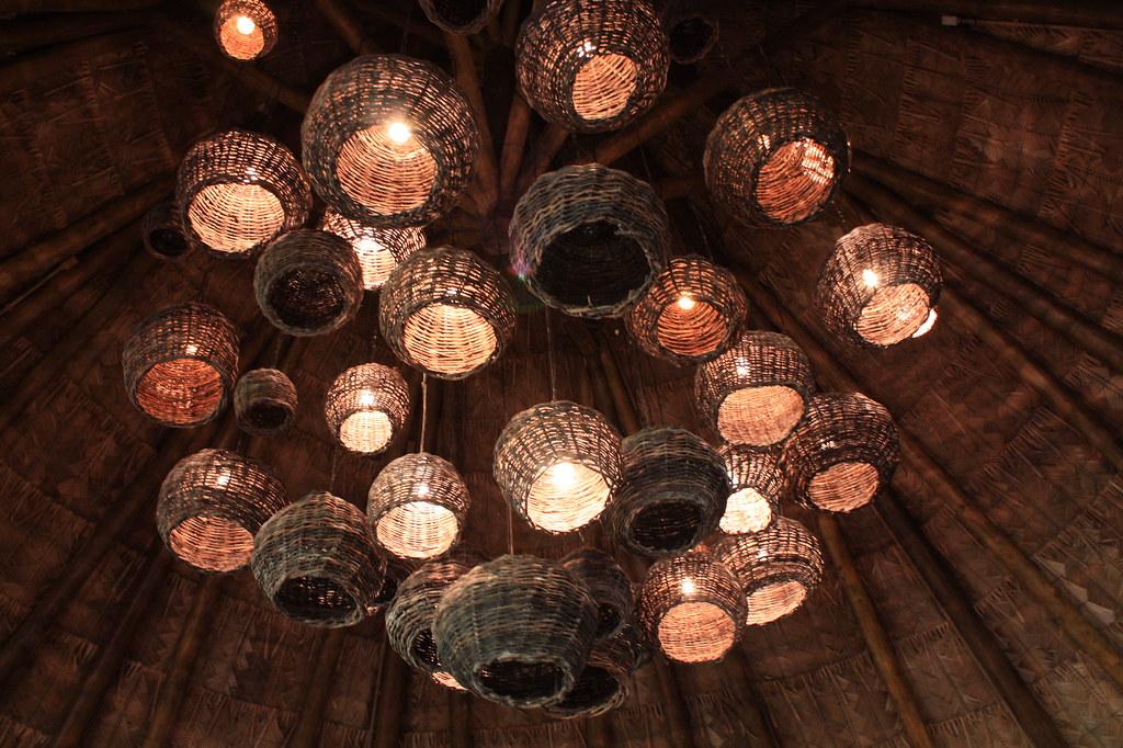 Rustic lamp gustavo perretto flickr - Lamparas de cocina rusticas ...