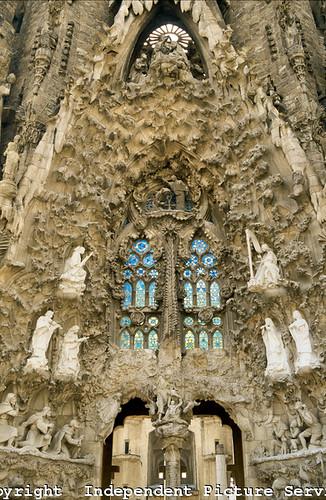 vh000092 cathedral la sagrada familia by antonio gaudi flickr. Black Bedroom Furniture Sets. Home Design Ideas