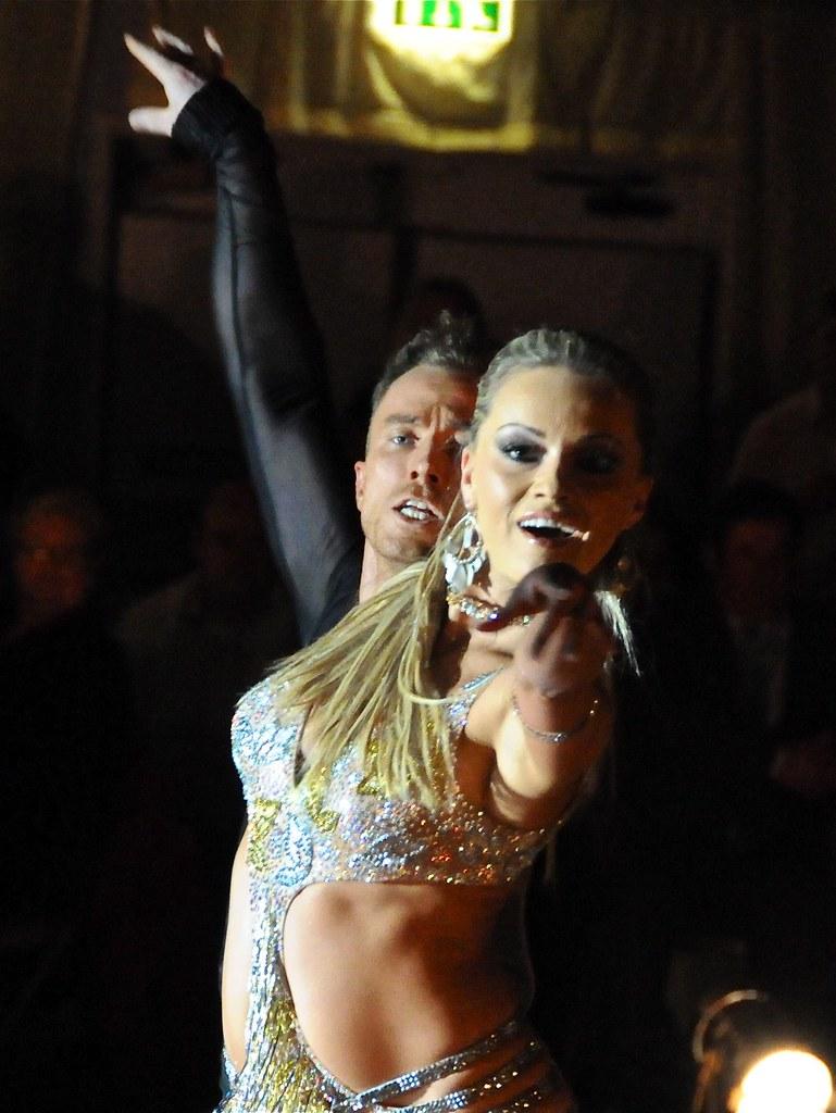 Sexy amateur dance