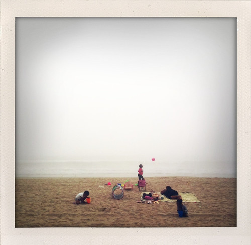 Day 215/365 - Optimistic Beachgoers | by VoodooDahl