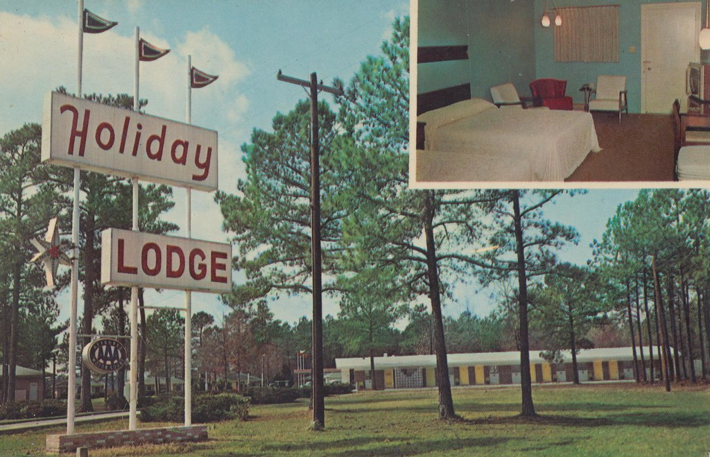 Holiday Lodge & Restaurant - Rocky Mount, North Carolina