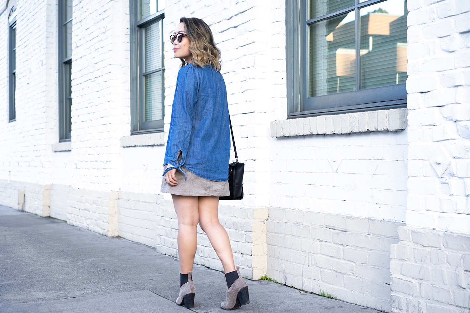 08madewell-denim-chambray-bbdakota-suede-fashion-style