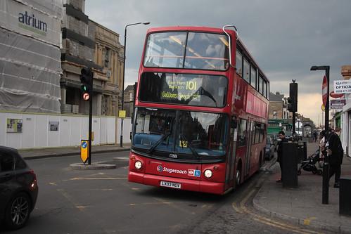 East London 17881 LX03NGV