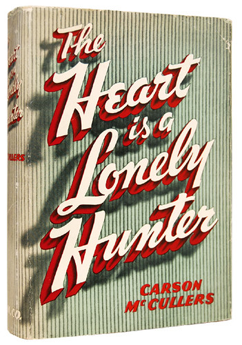 analysis the heart is a lonely Carson mccullers's the heart is a lonely hunter (1940) is set in a small georgia mill town in the late 1930s at the center, like the hub of a wheel, is john singer, who rents a room in the kelly house after his fellow deaf companion, spiros antonapoulos, is sent away to an asylum.