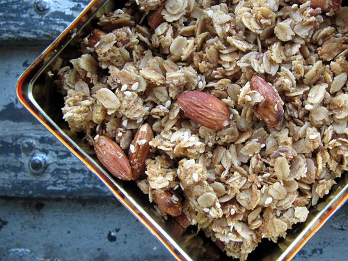Homemade Granola | by sobodda