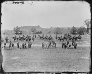 Ringgold Battery on drill | by The U.S. National Archives