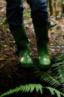 Boots for Mushroom Hunting | by jennifer_jeffrey