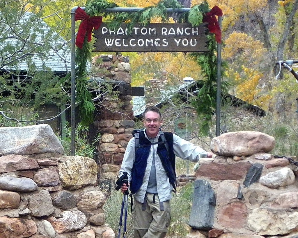 End Of Trail Phantom Ranch Grand Canyon At The