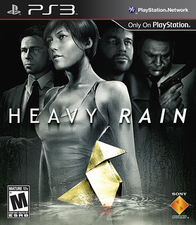 Heavy Rain PS3 Packfront | by PlayStation.Blog