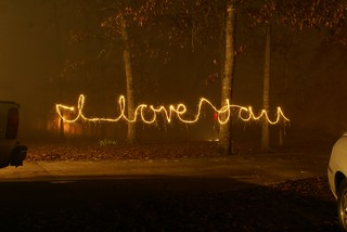 A Flaming I Love You | by Koinos Zoi Photography