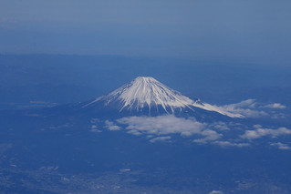 Airborne imagery: Mt. Fuji | by Kentaro IEMOTO