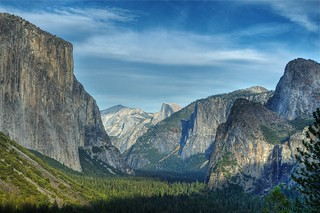 Tunnel View, Yosemite | by Don J Schulte