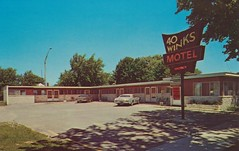 40 Winks Motel - Alpena, Michigan