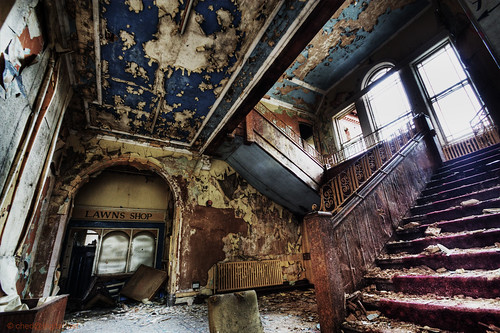 Whittingham Asylum 1 | by alienwatch