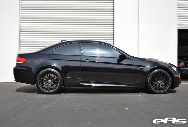 Black E92 M3 W Jet Antracite Vb3 Wheels 3 169 All Rights Res Flickr