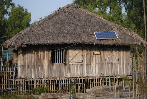 Sunderban Hut with Solar Power | by edinburghkev