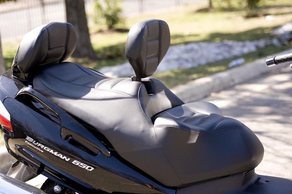 Suzuki Burgman Seat Ro Emoval