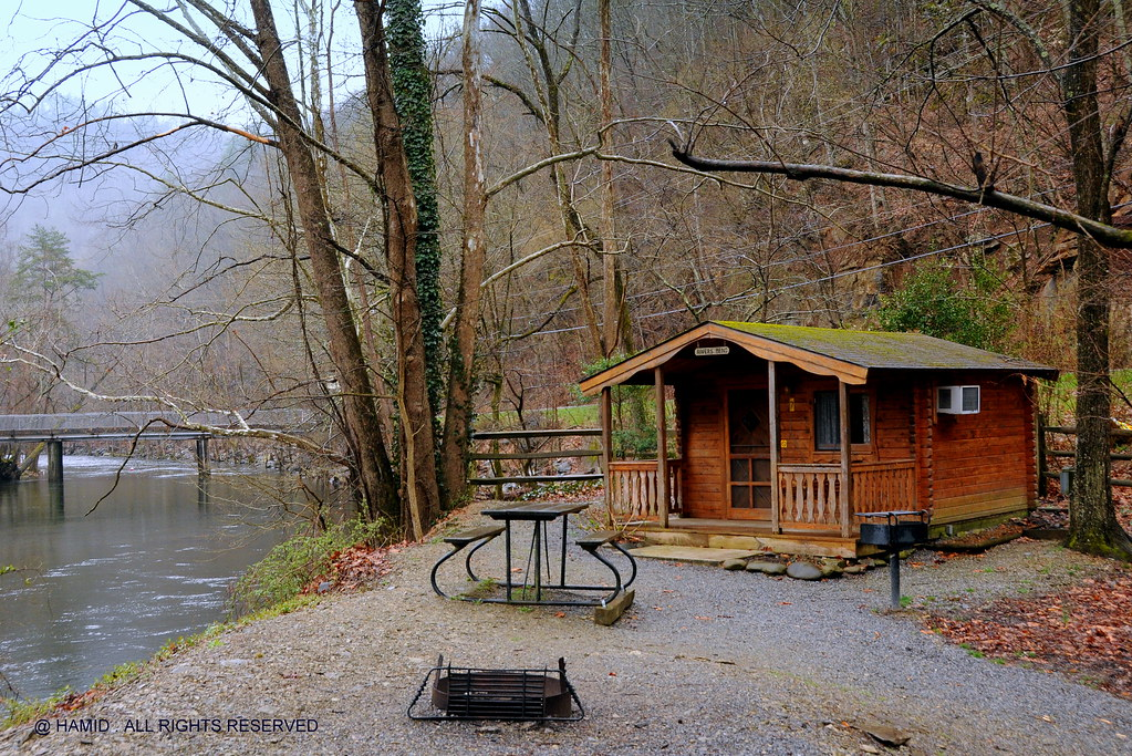 Koa Camping Cabins By The River For Rent From 99 A Night